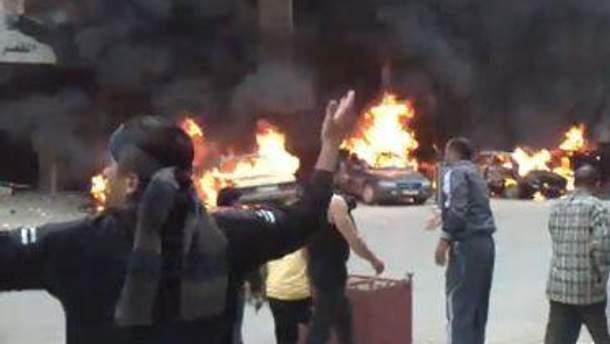 Влада застосовує війська проти протестувальників