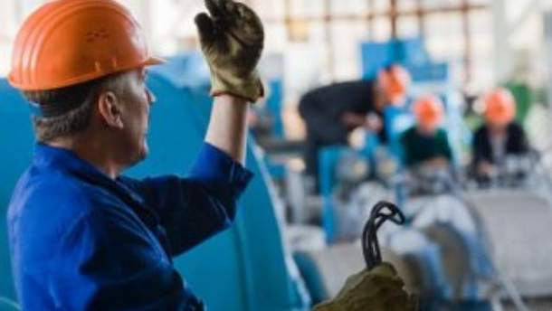 Промышленники увеличили производство продукции на 8%