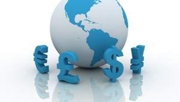 Доллар понизился, евро и рубль - упали