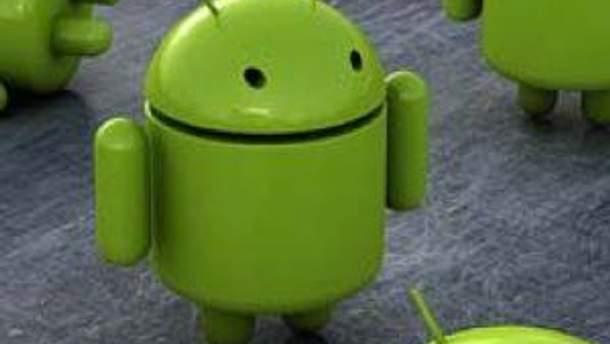 Android завоевывает рынок