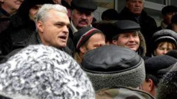 Чорнобильці під Кабміном