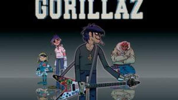 """Группа """"Gorillaz"""""""
