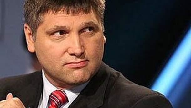 Нардеп от Партии регионов Юрий Мирошниченко