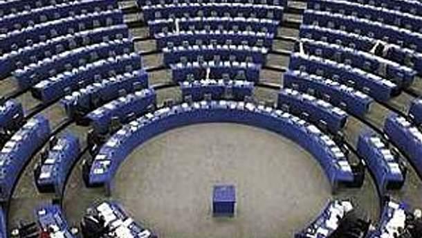 """Европарламент не забыл упомянуть об """"оккупации"""""""