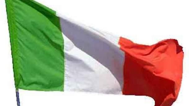 Державний прапор Італії
