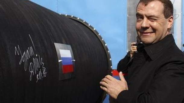 По відкритому газопроводу планують експортувати понад 50 мільярдів кубометрів щорічно