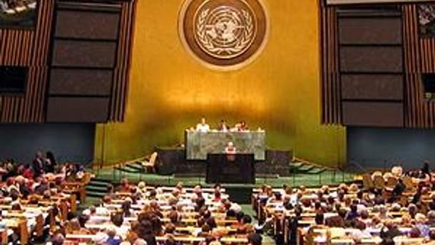 За повернення Лівії проголосували 123 делегації
