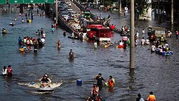 Наводнения остались в 20 провинциях из 76