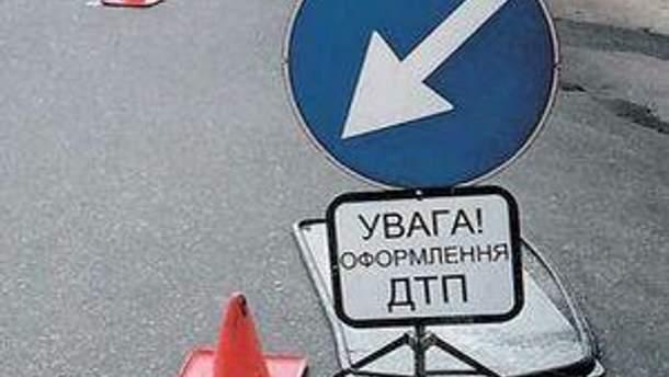Велосипедист помер на місці