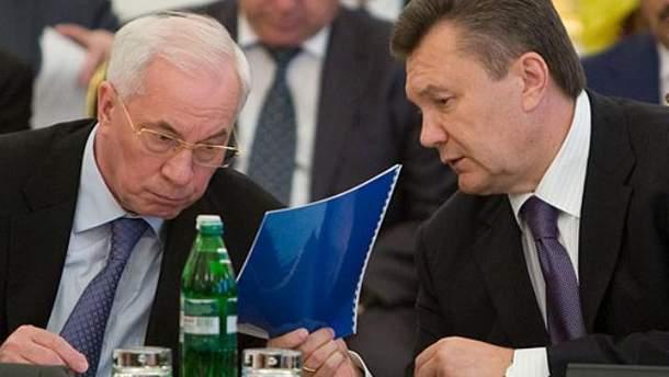 Виктору Януковичу придется с Николаем Азаровим серьезно подумать