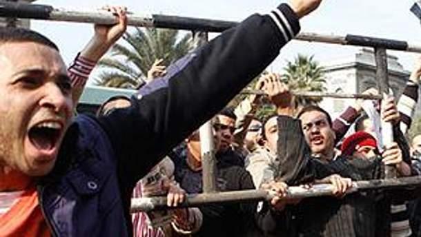 Египтяне хотят гражданское правительство