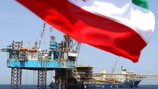 Іран готовий використати нафту як політичну зброю