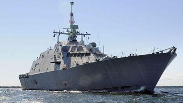 У Сінгапурі розмістять найсучасніші кораблі ВМС США
