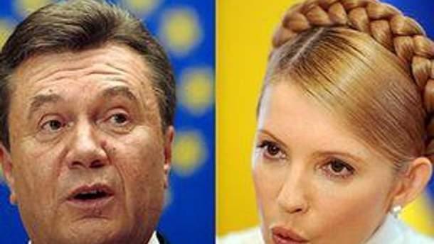 Януковичу доводиться виправдовуватись за Тимошенко