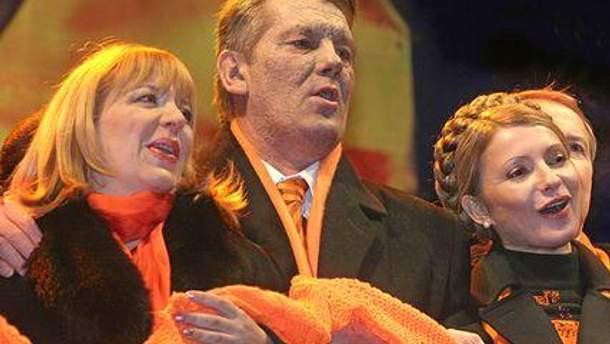 Ющенко вспомнит события на Майдане