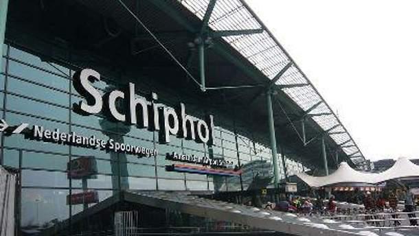 """Аеропорт """"Схіпхол"""""""
