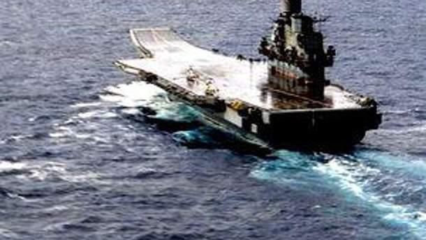 Кораблі Росії не кидатимуть якір
