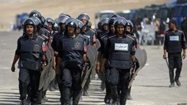 На подмогу прибыла военная полиция