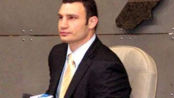 Виталия Кличко не пустили к Тимошенко