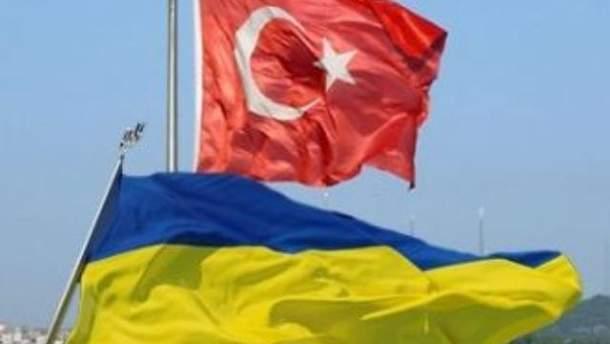 Україна хоче зону вільної торгівлі і з Туреччиною