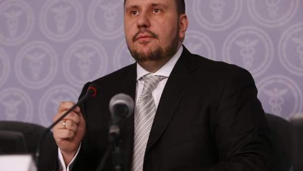 Клименко похвалився зборами податків