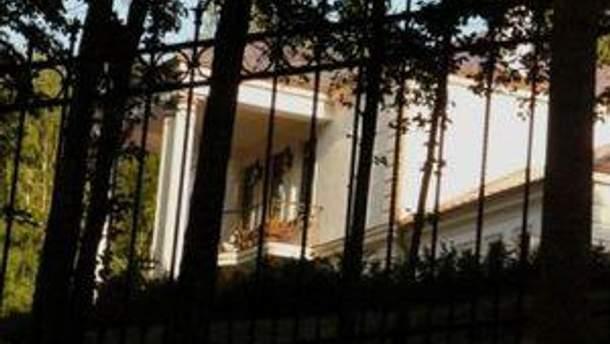 Дом Януковича в Межгорье