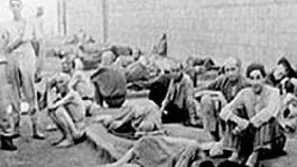 Люди во время Голодомора в 1932-1933 годы