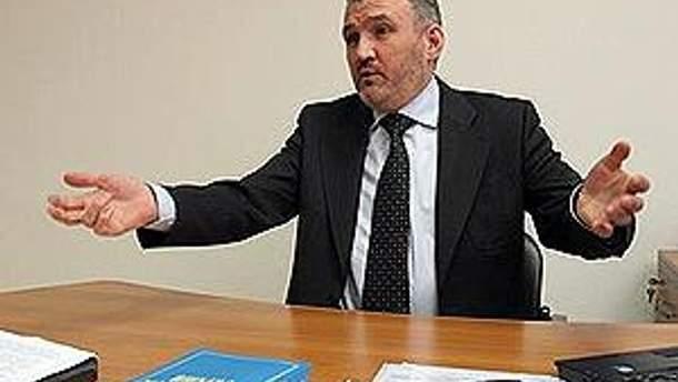 Заместитель генпрокурора Ренат Кузьмин