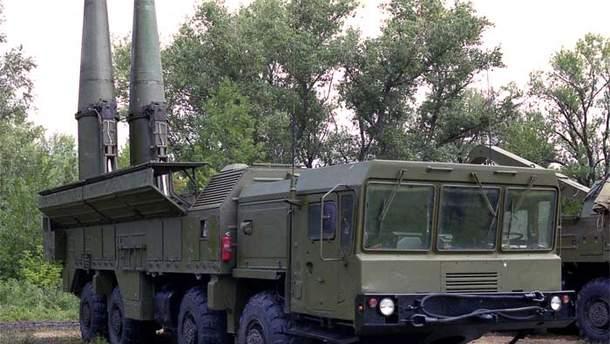 Ракетные комплексы Искандер могут разместить на крайнем западе России