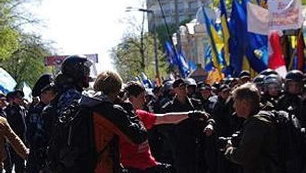 СМИ и милиция решают, что делать на митингах