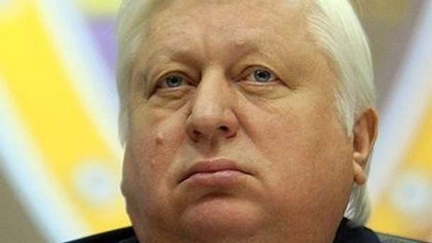 Виктор Пшонка не видит оснований для прекращения следственных действий