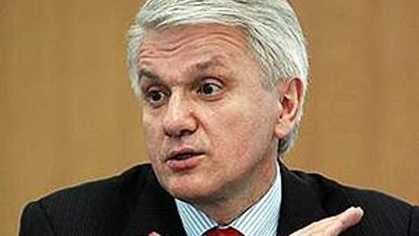 Голова Верховної Ради Володимир Литвин
