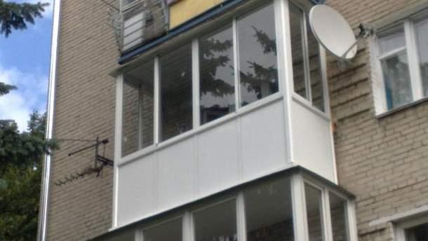 Балконы - полезная площадь