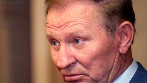 Кучма вважає вимоги звільнити Тимошенко неадекватними