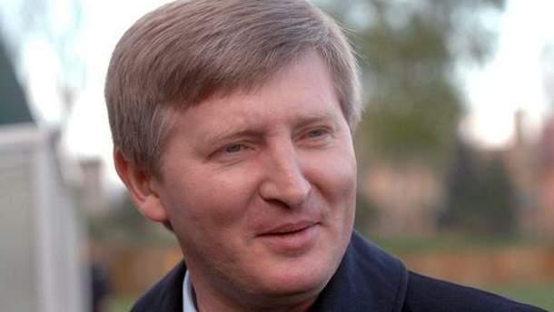 """Ахметов: """"Они настоящие друзья Украины"""""""