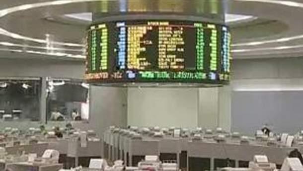 Українські біржі закрились зростанням індексів