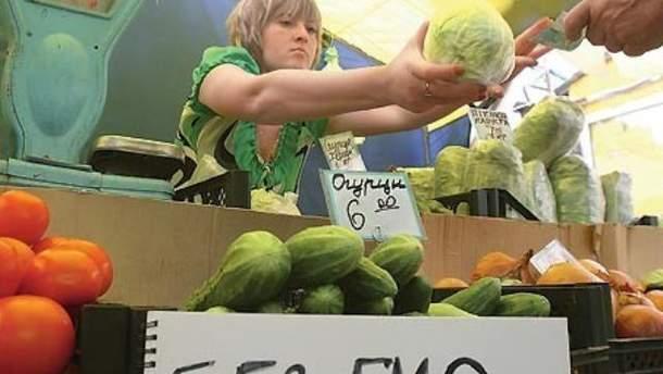 Продуктів з ГМО все менше