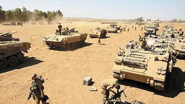 Ізраїльські солдати готові до нового конфлікту