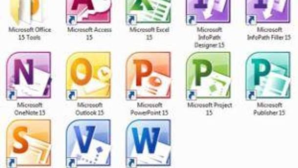 Office 15 помимо стандартных программ будет содержать еще Moorea