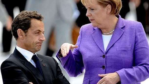 Саркозі та Меркель довіряють уряду Монті