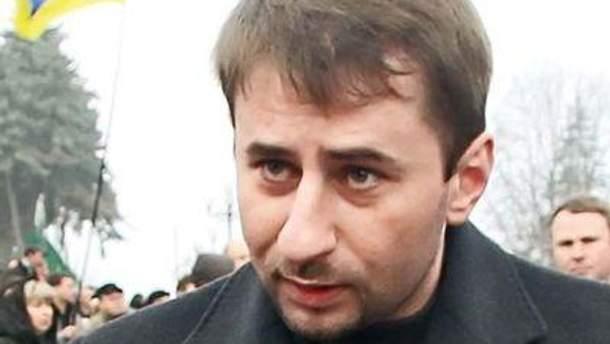Сергія Мельниченка оштрафували на 340 гривень