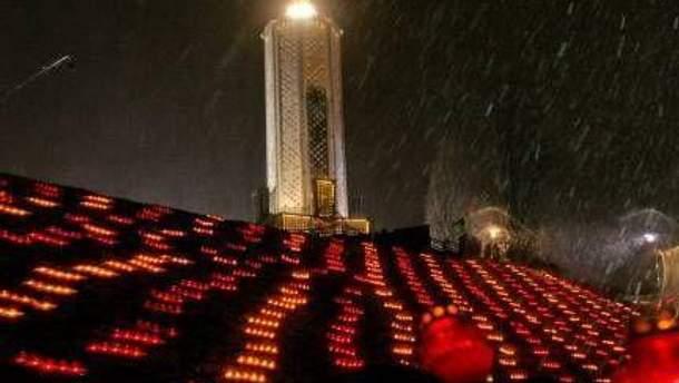 Завтра Україна вшановує пам'ять жертв Голодомору