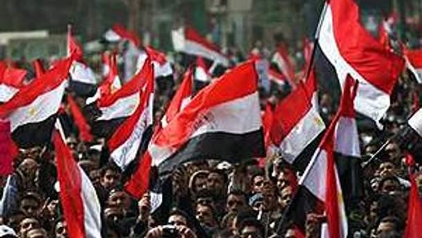 Єгиптяни вимагають новий уряд