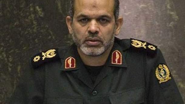 "Вахіді: ""Іран – це не Афганістан і не Ірак"""