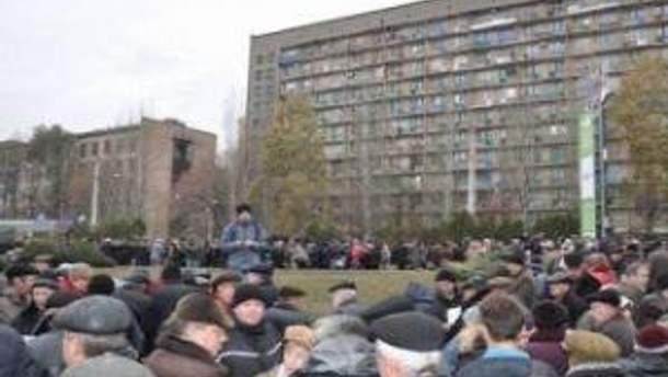 Чорнобильцям не чинили зла