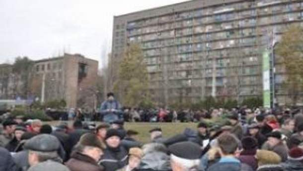 Чернобыльцам не причиняли зла
