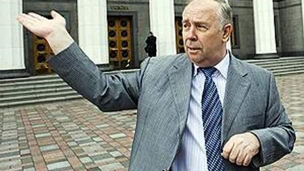 Первый заместитель председателя Партии регионов Владимир Рыбак