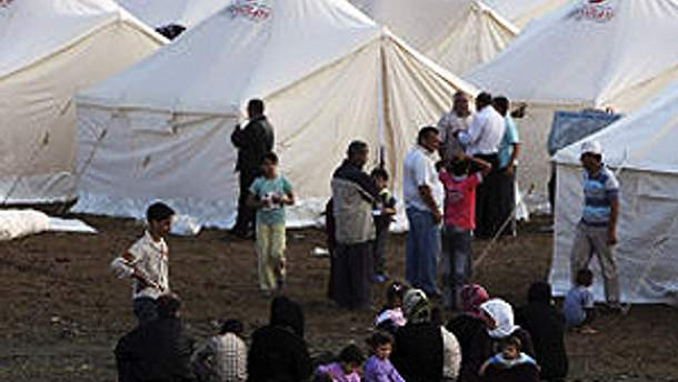 Сирійські біженці у Туреччині