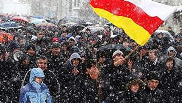 Проти учасників акції на підтримку Джиоєвої обіцяють