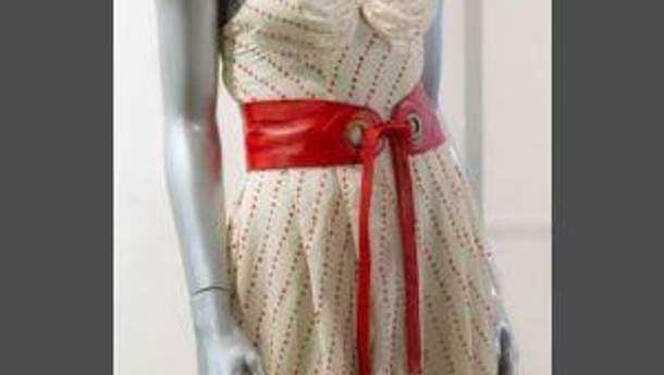 Платье певицы
